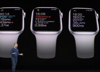 Apple Watch series 5 (Keynote)