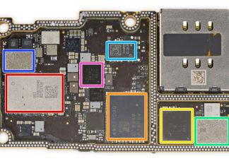 Placa base del iPhone 11 Pro