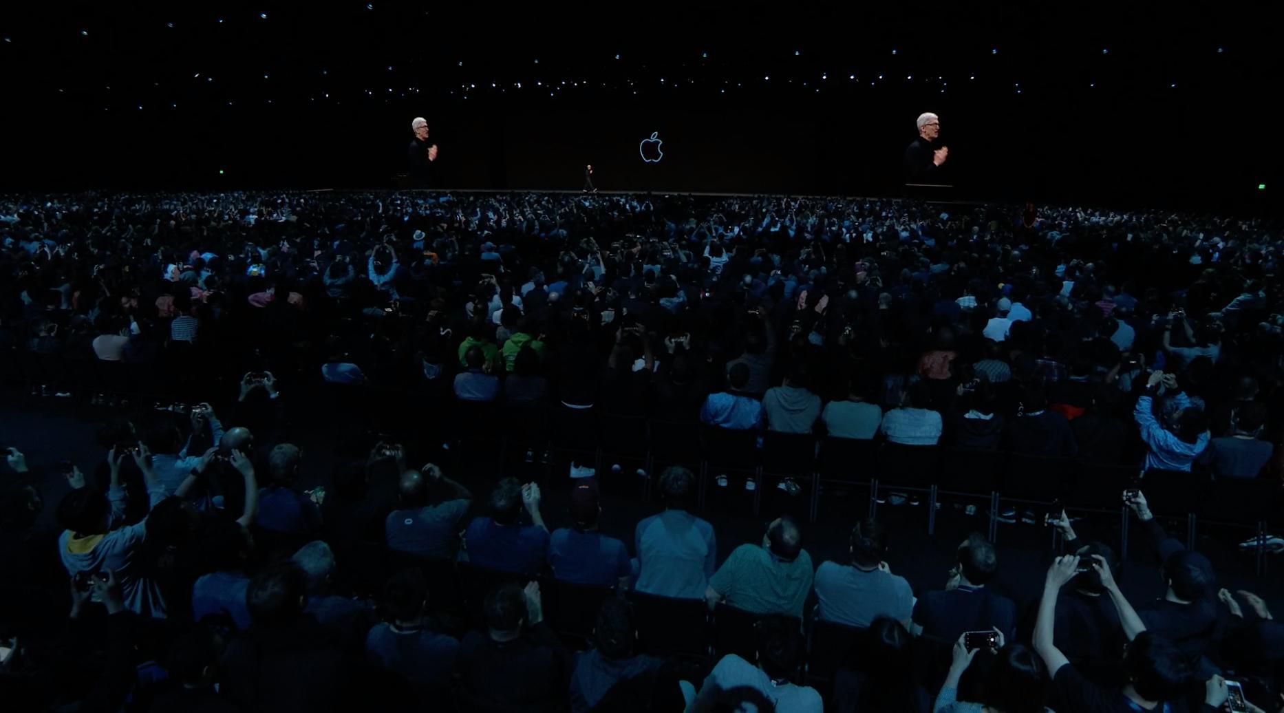 Presentación / Keynote de la WWDC 2013