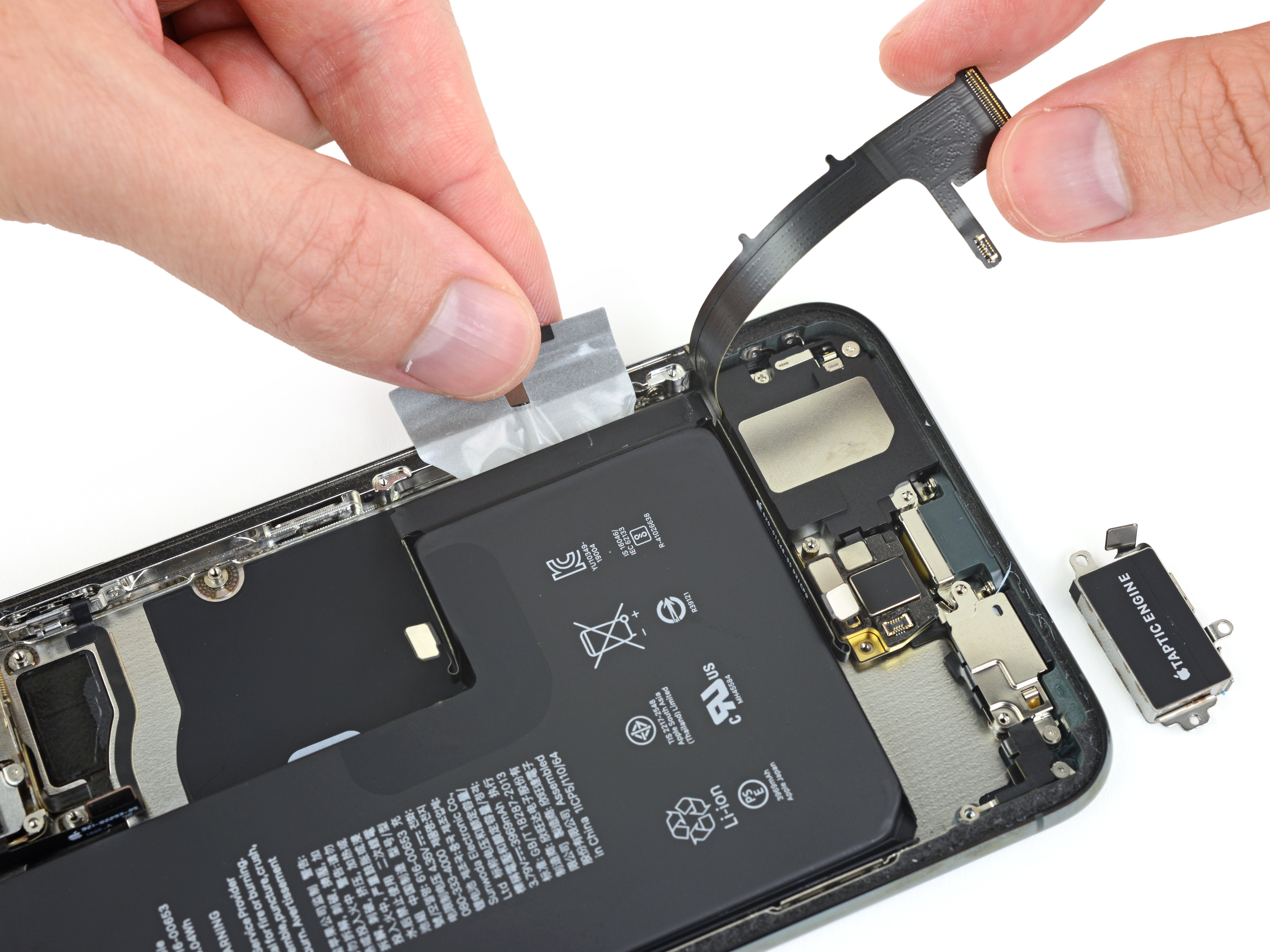 Batería del iPhone 11 Pro