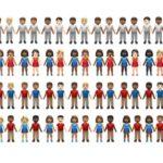 Emoji de parejas que asistirá con iOS™ 13.2 (vía emojipedia)