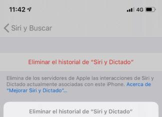 Desactivando escuchas de Siri y dictado en iOS