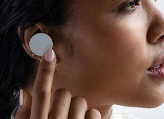 Surface Earbuds de Microsoft