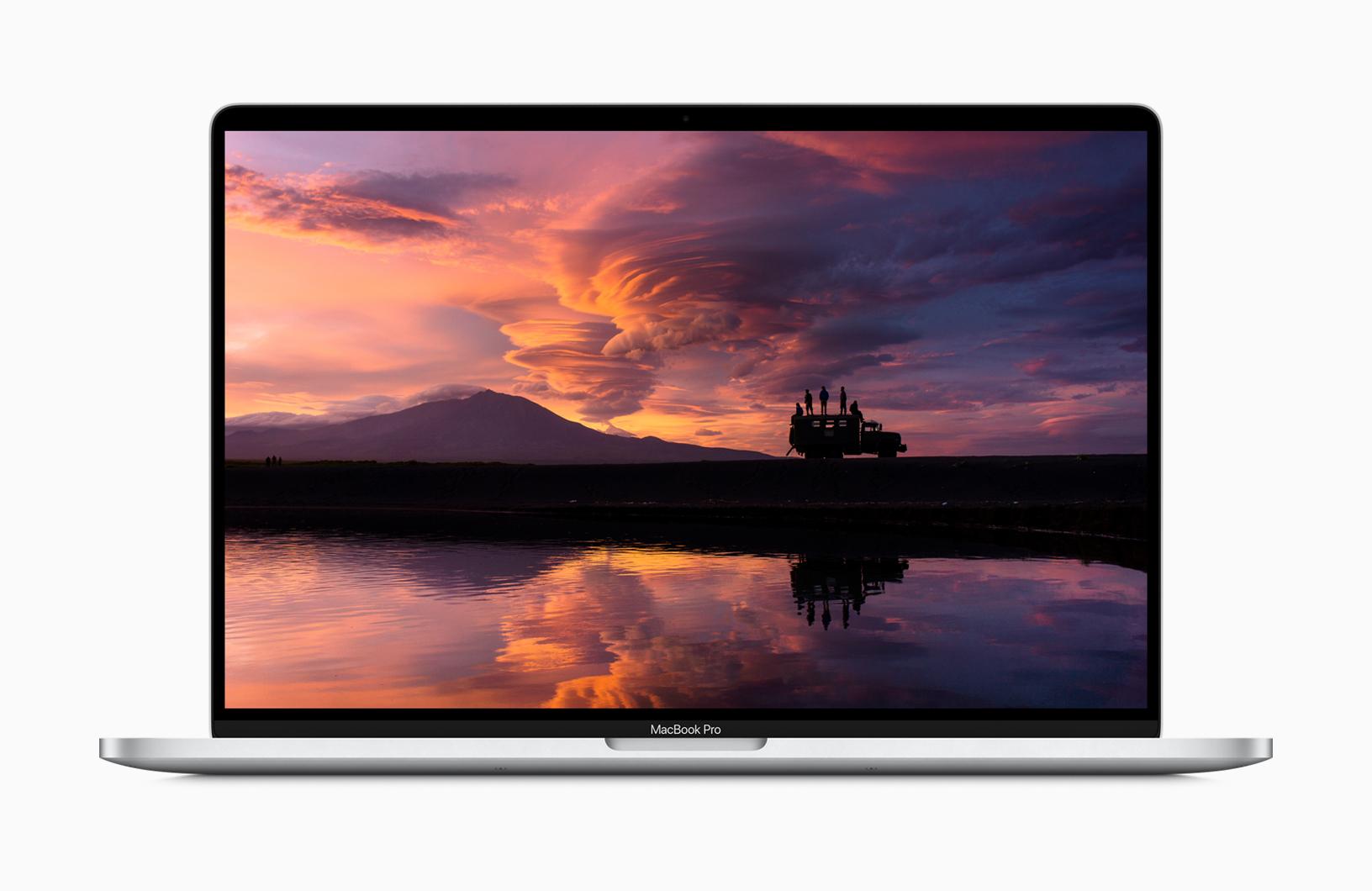 MacBook Pro de 16 pulgadas (end-2019)