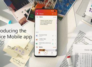 App unificada de Microsoft Office
