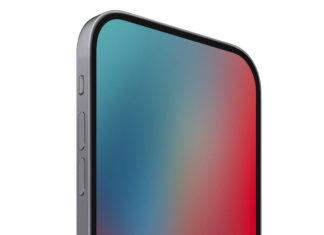 Concepto de diseño de iPhone con el estilo del iPad Pro