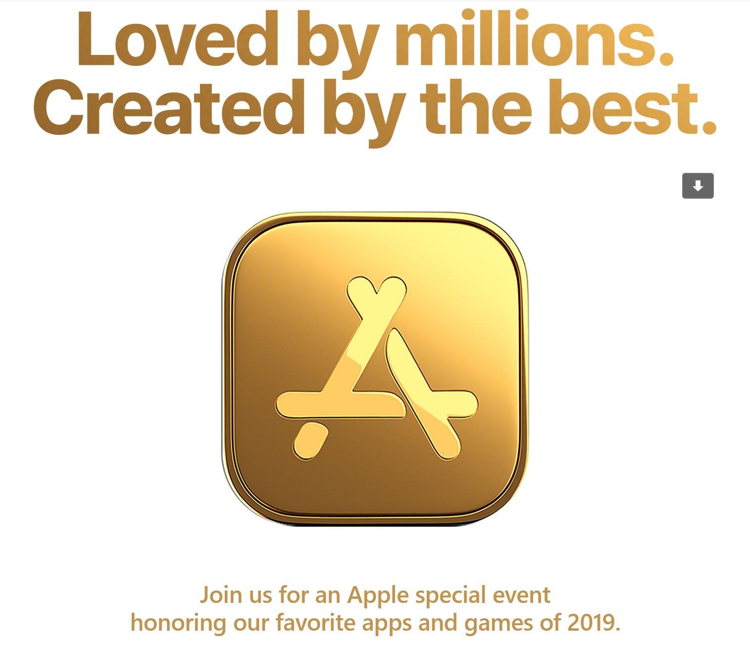 Evento de Apple en Nueva York, para presentar mejores Apps del 2019