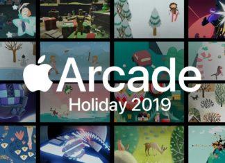 Juegos de Apple Arcade a finales del 2019