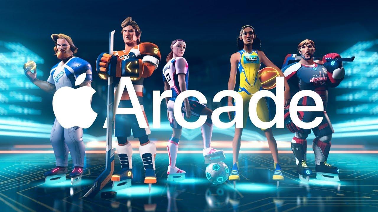 Ultimate Rivals en Apple Arcade