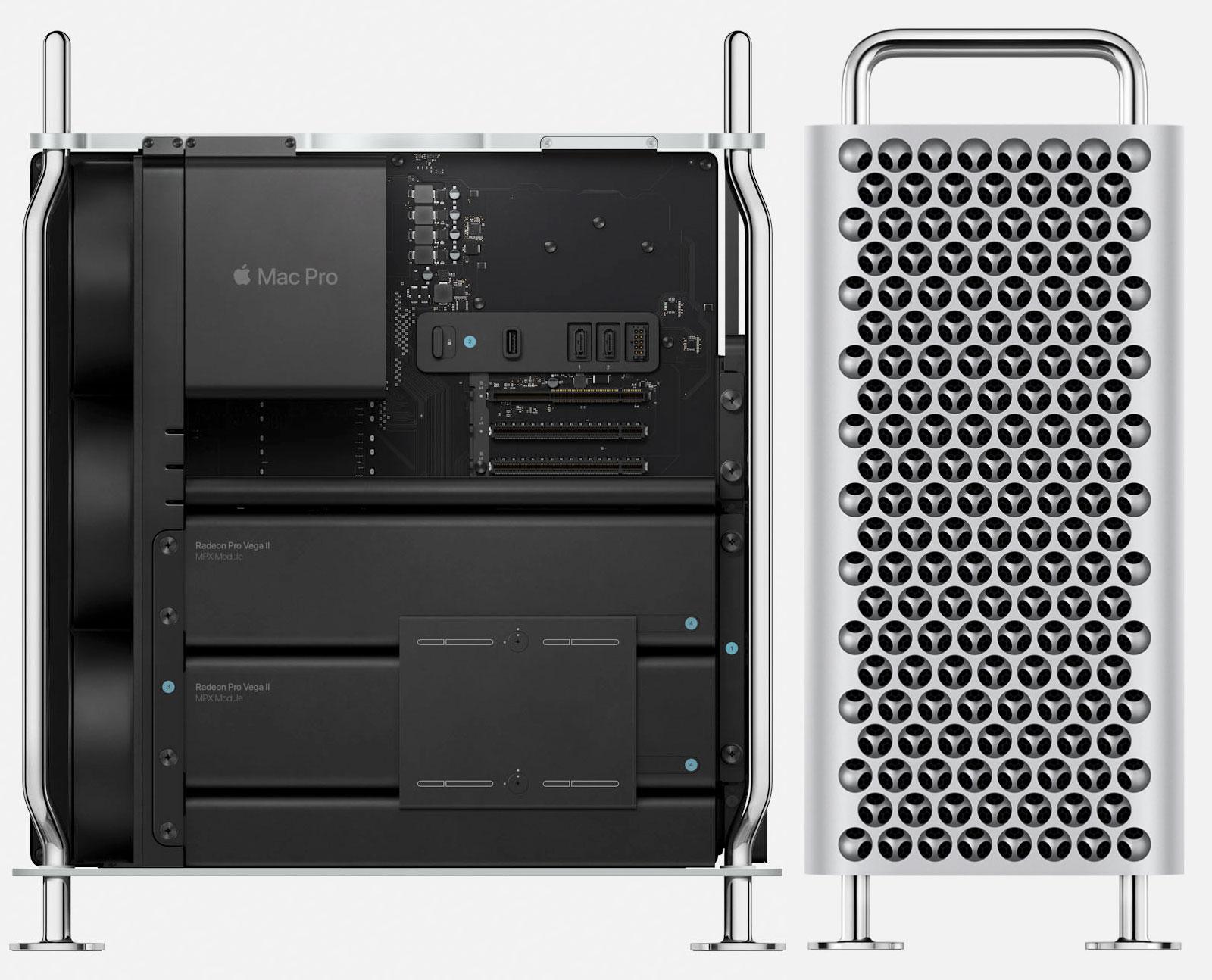 Mac Pro del 2019