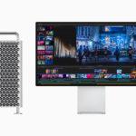 Mac Pro y XDR Display Pro 6K Retina