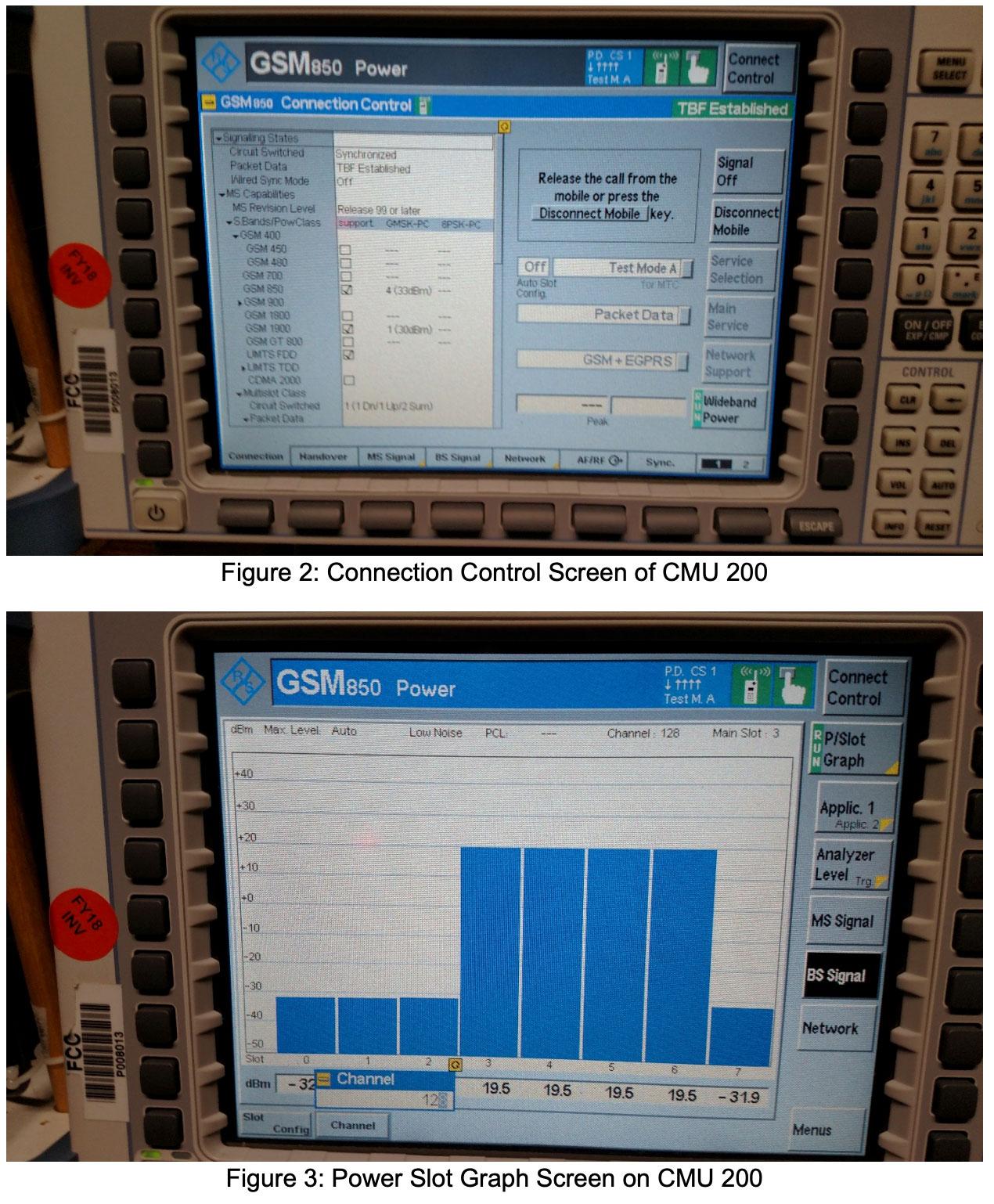 Dispositivos de medición de interferencias electromagnéticas de la FCC