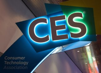 Logo del CES - Consumer Electronics Show de Las Vegas