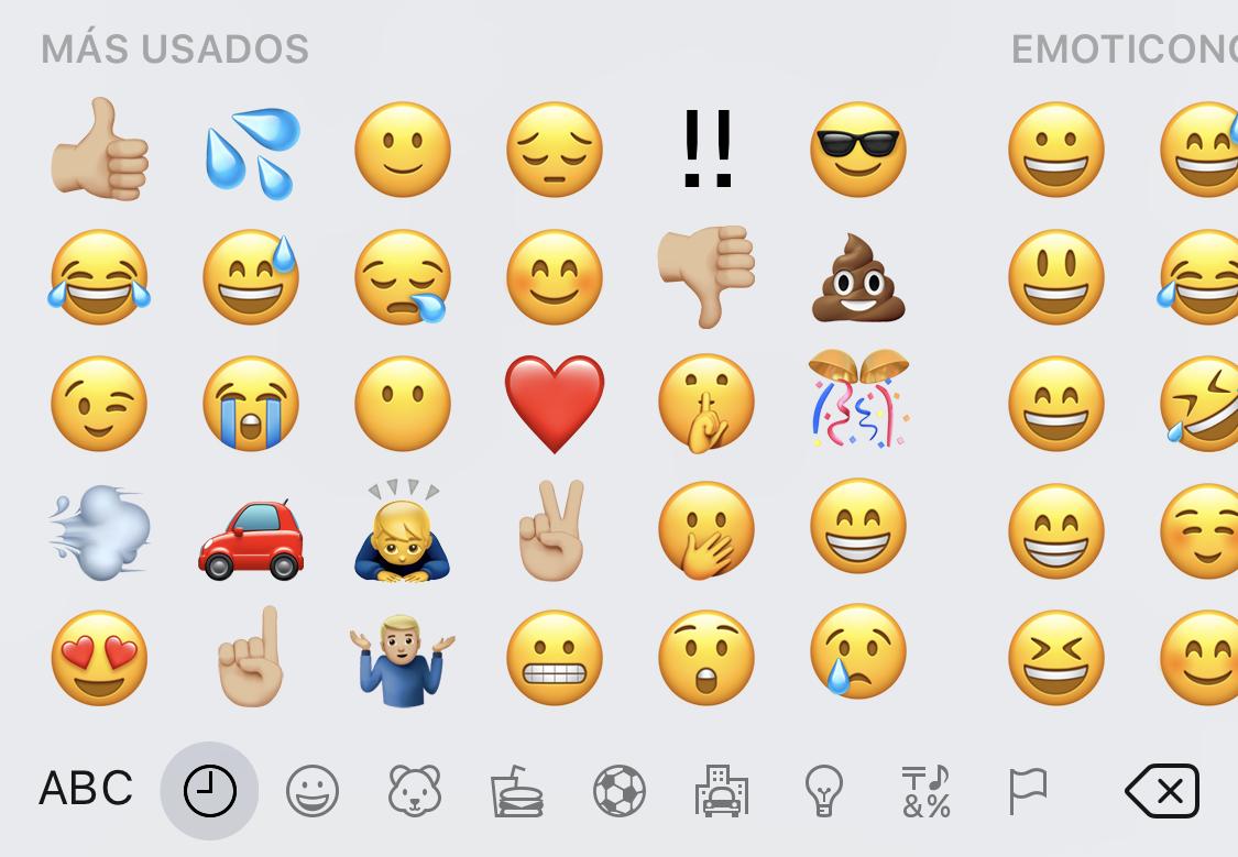Estos Son Los Nuevos 117 Emojis Del Año 2020 En Iphoneros