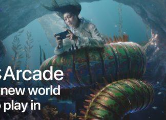 Apple Arcade - un nuevo mundo en el que jugar