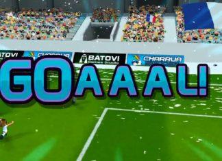 Charrua Soccer en Apple Arcade