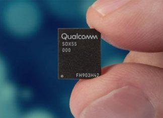 Módem 5G de Qualcomm, el Snapdragon X55