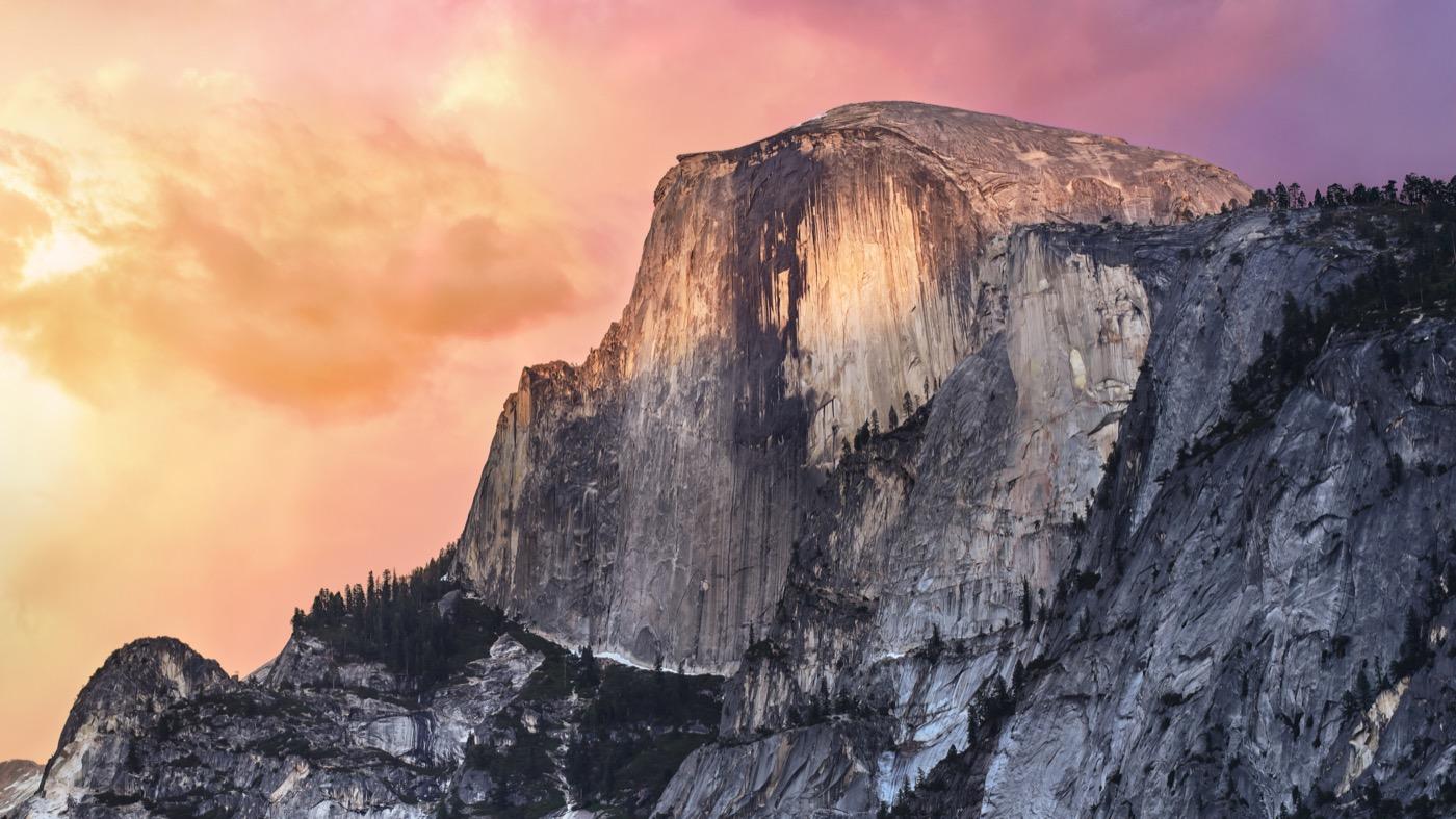 Fondo de pantalla de OS X 10.10 Yosemite
