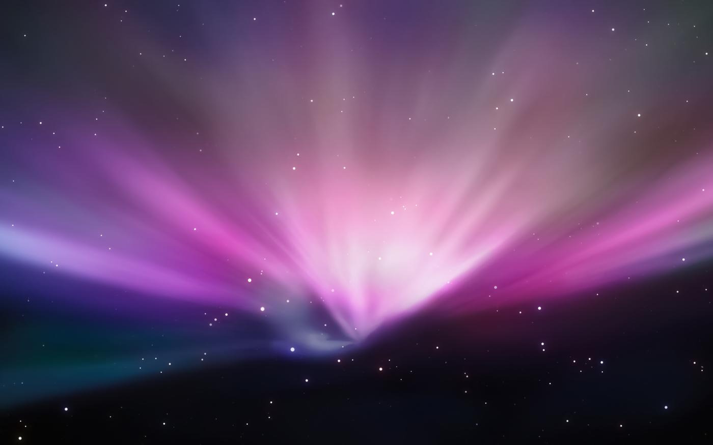Fondo de pantalla de OS X 10.5 Leopard