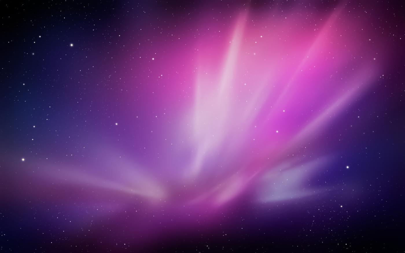 Fondo de pantalla de OS X 10.6 Snow Leopard