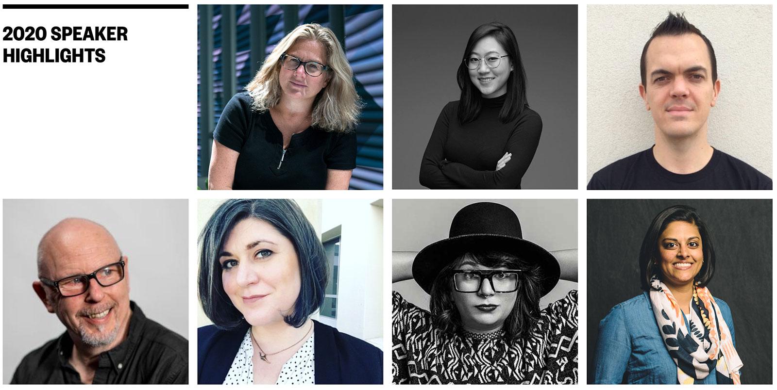 Speakers de la SXSW del 2020