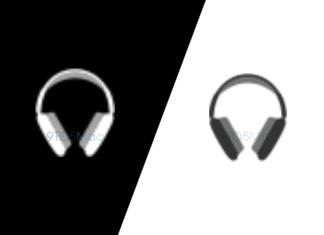 Icono de los nuevos auriculares over ear de Apple, encontrado en una beta de iOS 14
