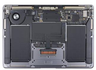Nuevo MacBook Air del 2020 por dentro