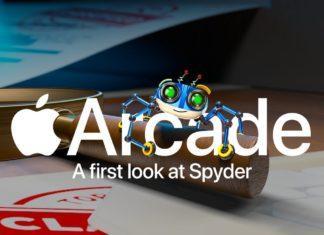 Spyder en Apple Arcade