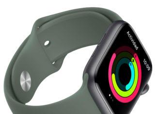 Anillos de actividad del Apple Watch