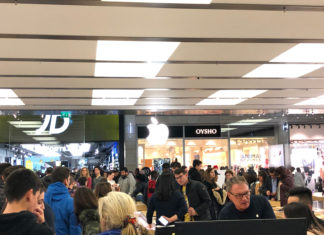 Apple Store de Leganés, Madrid