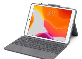 Teclado con trackpad de Logitech para el iPad Pro 2020
