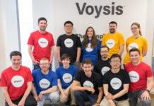 Equipo de Voysis, empresa comprada por Apple