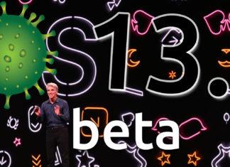 iOS 13.5 beta con seguimiento para Coronavirus