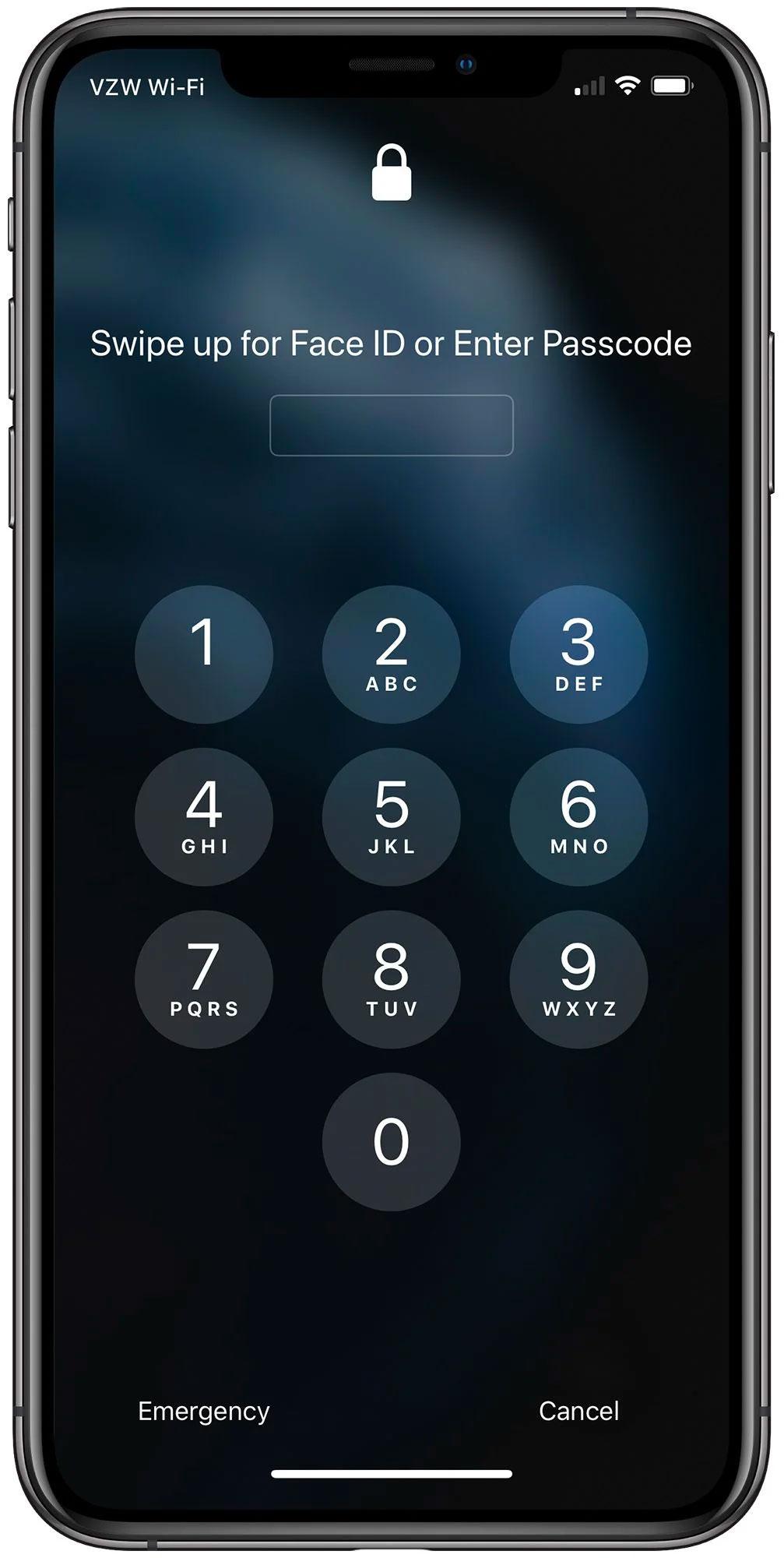 iOS 13.5 pide el código de desbloqueo rápidamente cuando detecta a un usuario con mascarilla