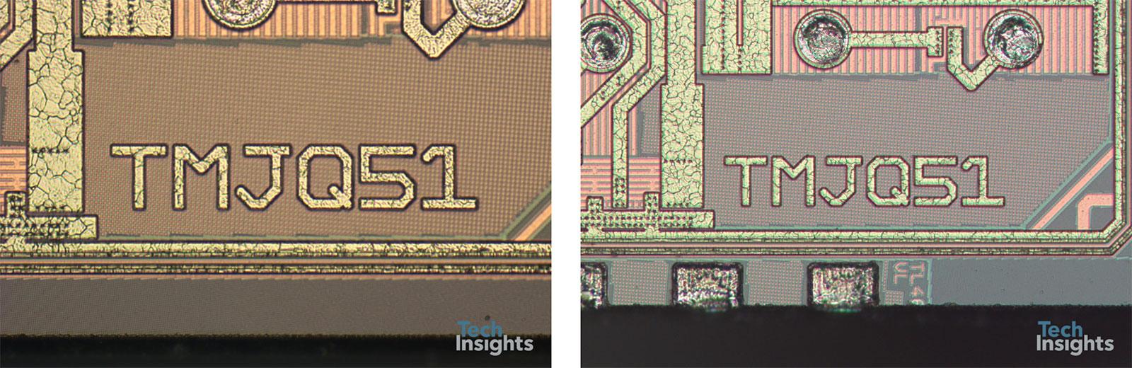 Mismo número de chip en el A12X y A12Z