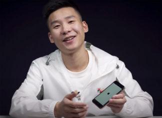 Pantalla del iPhone 8 funcionando en el iPhone SE