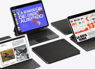 Teclado Magic Keyboard para el iPad Pro