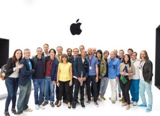 Equipo del diseño de la interfaz del Apple Watch