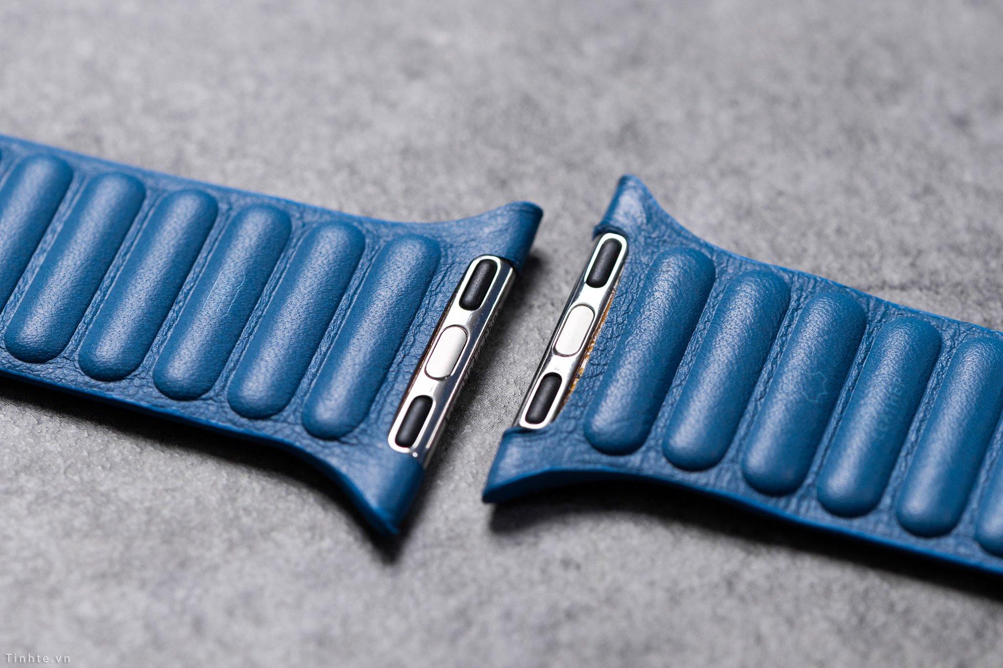 Nuevas correas de cuero para el Apple Watch