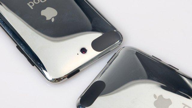 Prototipo de iPod touch de tercera generación