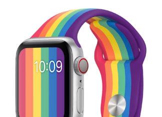 Correa del Apple Watch para el Día Internacional del Orgullo LGBT del 2020