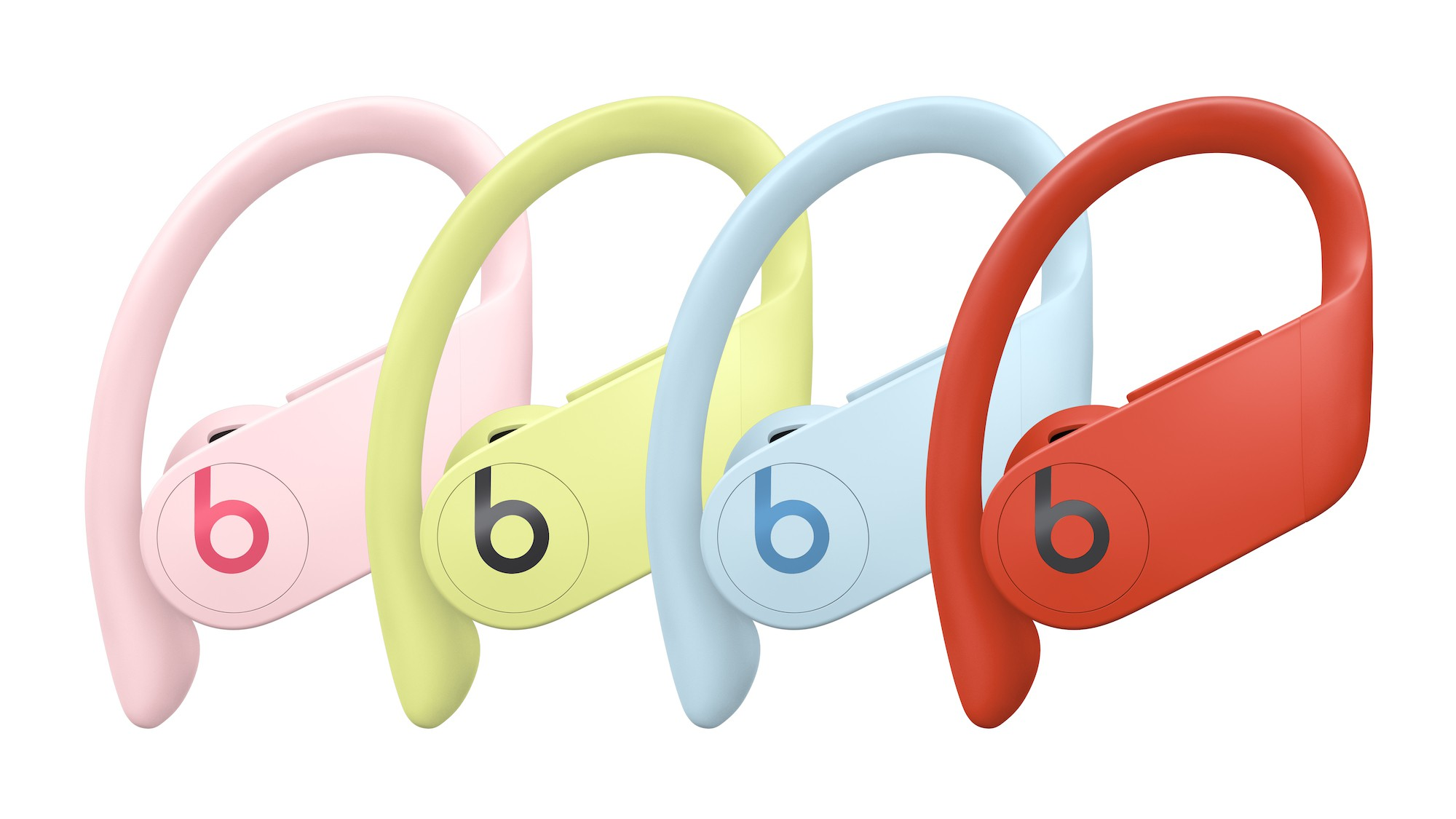 Powerbeats Pro en sus nuevos colores