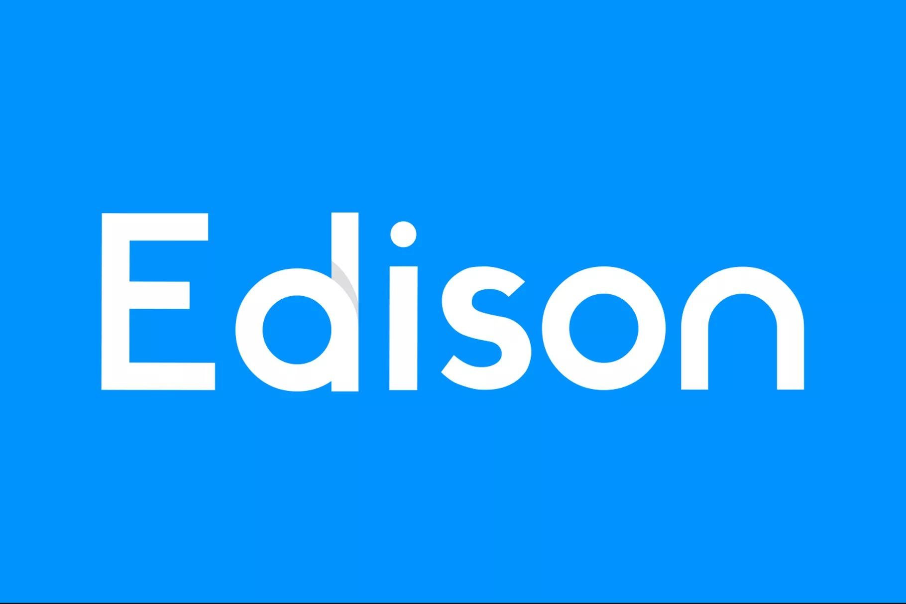 App de email Edison