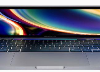MacBook Pro de 13 pulgadas del 2020 con Magic Keyboard