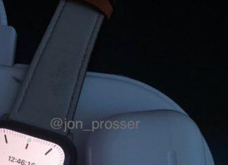 Prototipo de AirPower cargando un Apple Watch y unos AirPods Pro