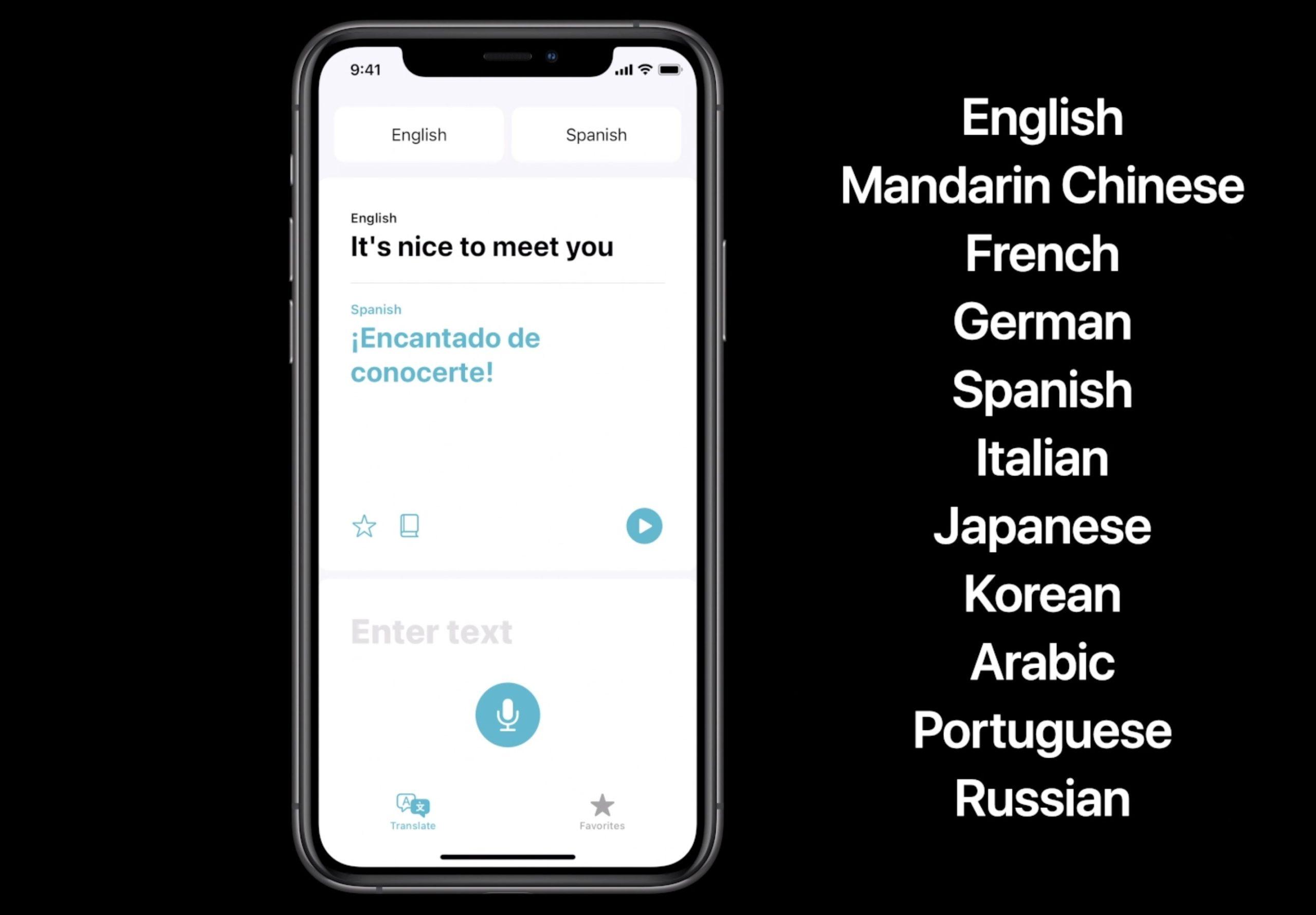 App de Translate