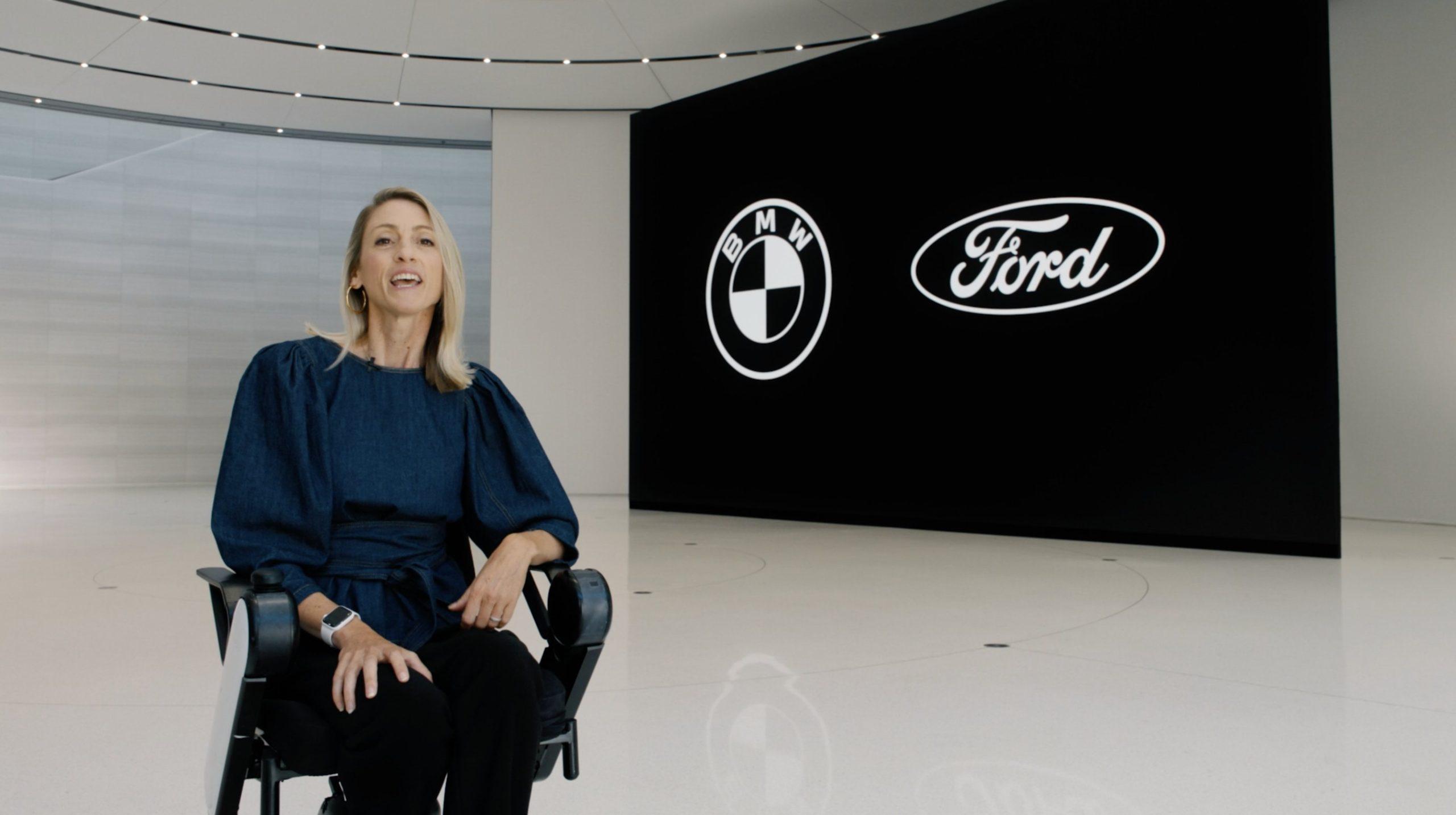 BMW y Ford colaboran con Apple para rutas hasta puntos de carga