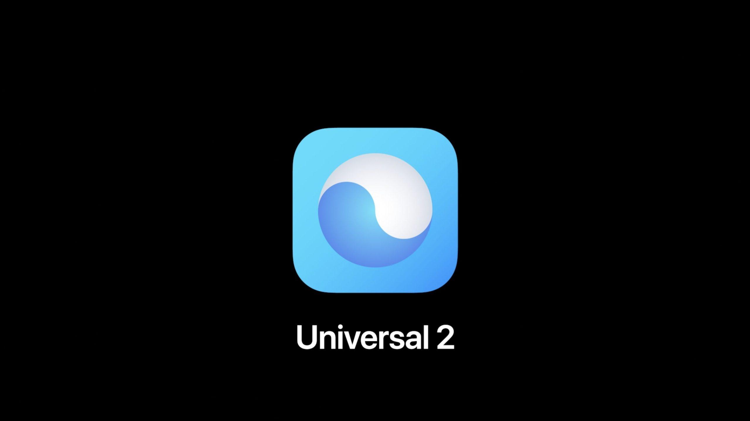 Icono de aplicaciones universales