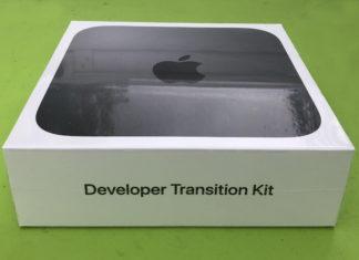 Mac mini con A12Z, el Developer Transition Kit