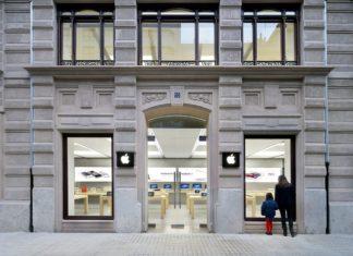 Apple Store de Calle Colón en Valencia